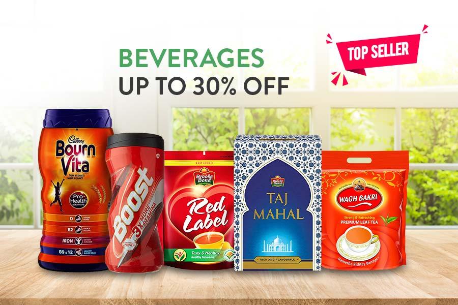 Beverages Offer Sep
