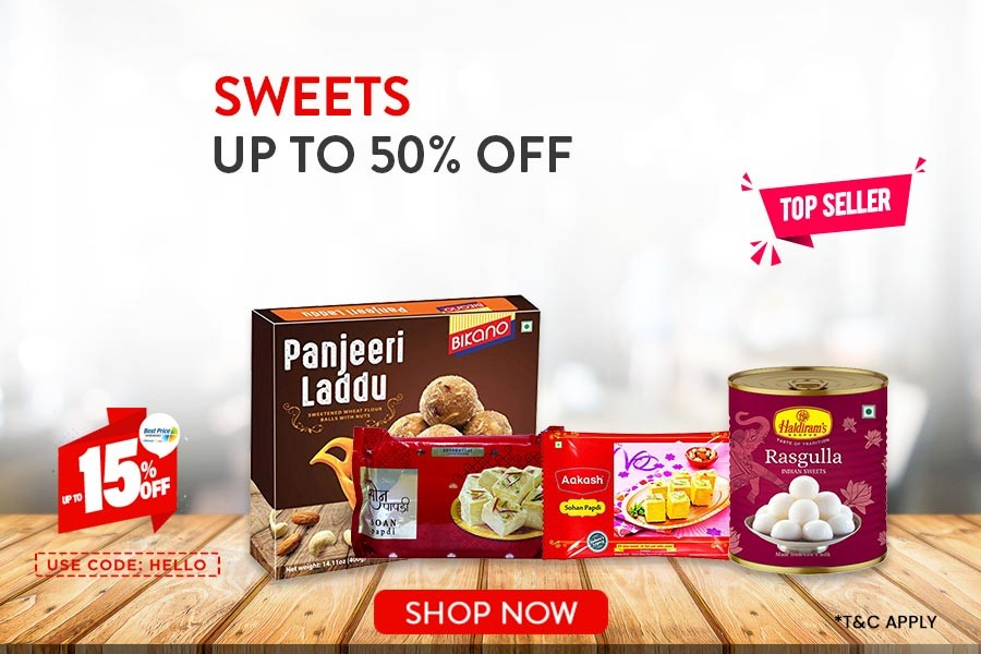 Sweets Offer Aug