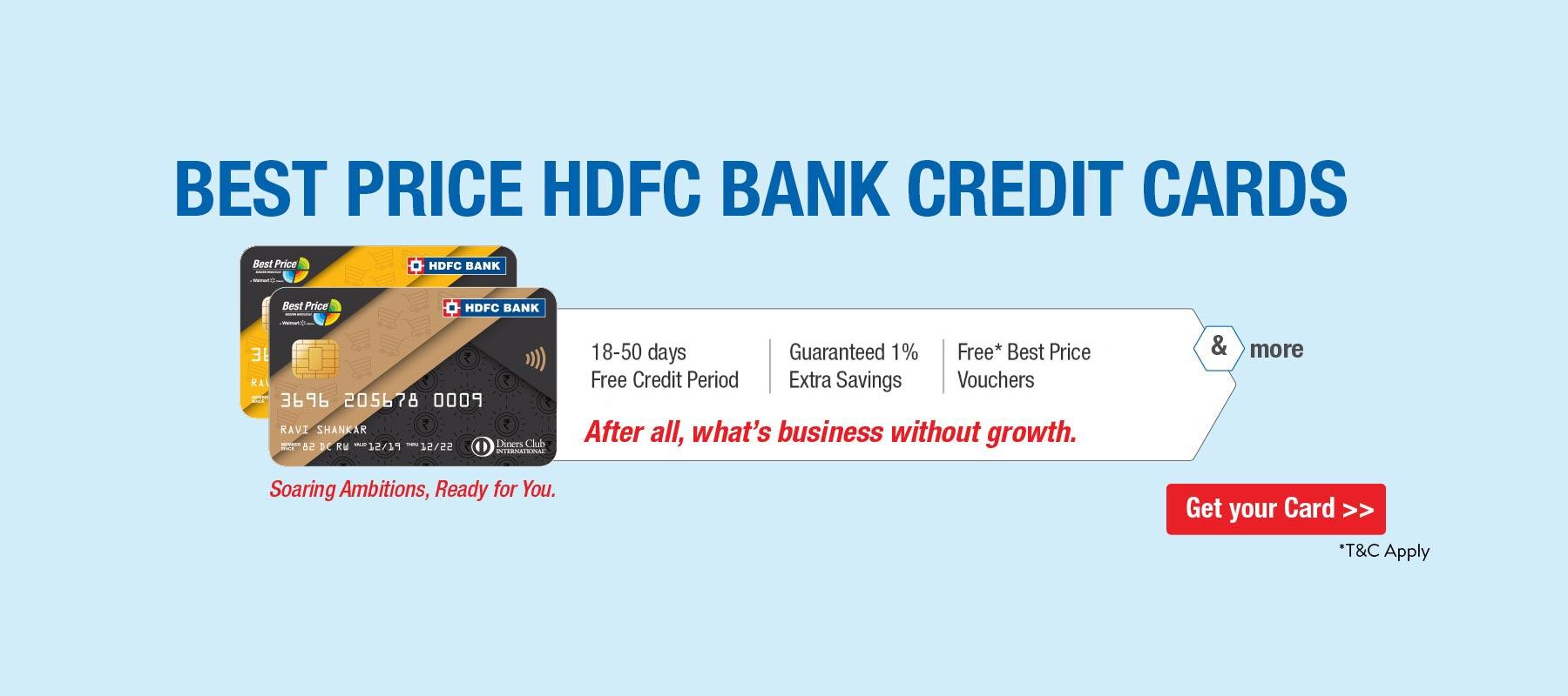 HDFC Card