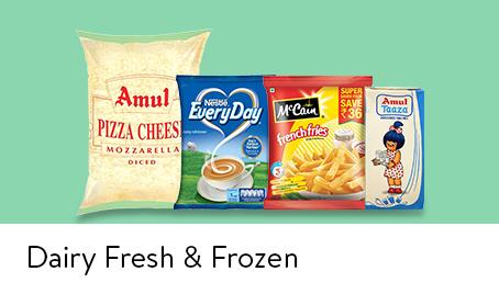 Dairy Fresh and Frozen