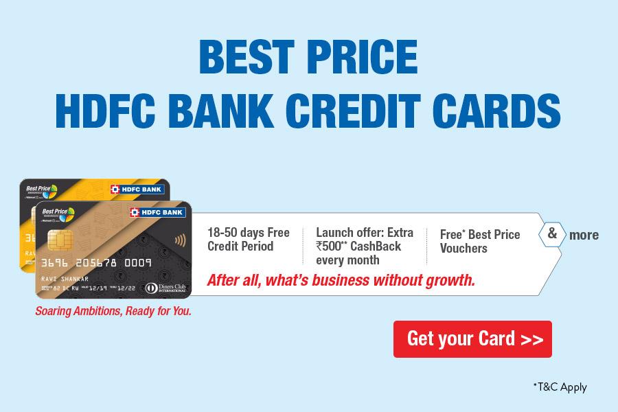 HDFC Card Offer