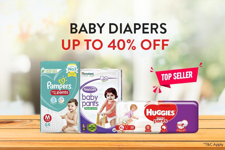 Diaper Offer Aug