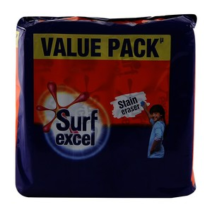 Surf Excel Detergent Bar 4 N (200 g Each)