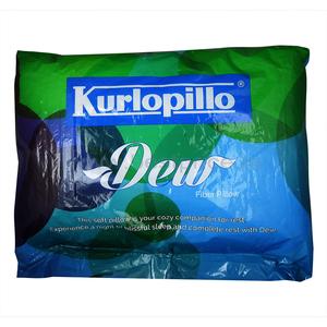 Kurlon Dew Fibre Pillow Size 40 cm x 60 cm, 1 N
