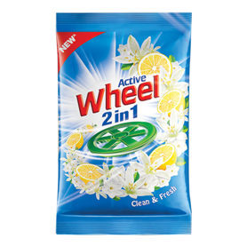 Wheel Blue Detergent Powder 1 kg