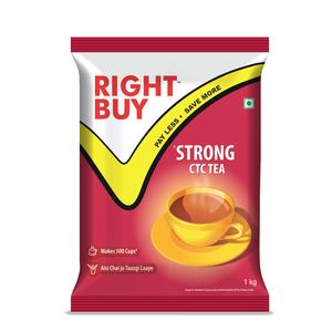 Right Buy CTC Tea  1 kg